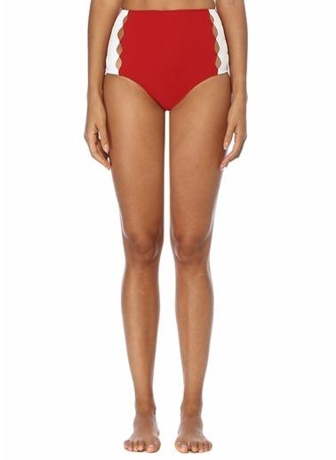 Evarae Bikini Alt Kırmızı